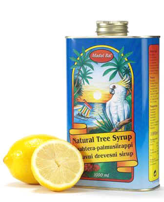 Madal Bal Natural Tree Syrup 1 Lt (1 weeks supply)